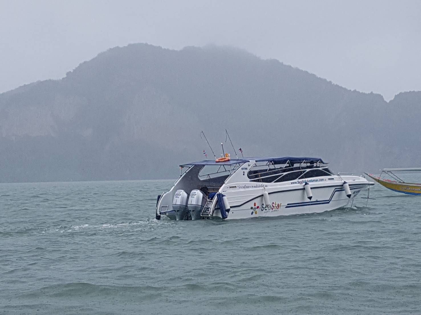 Koh  Khai Island Half Day by Speed Boat