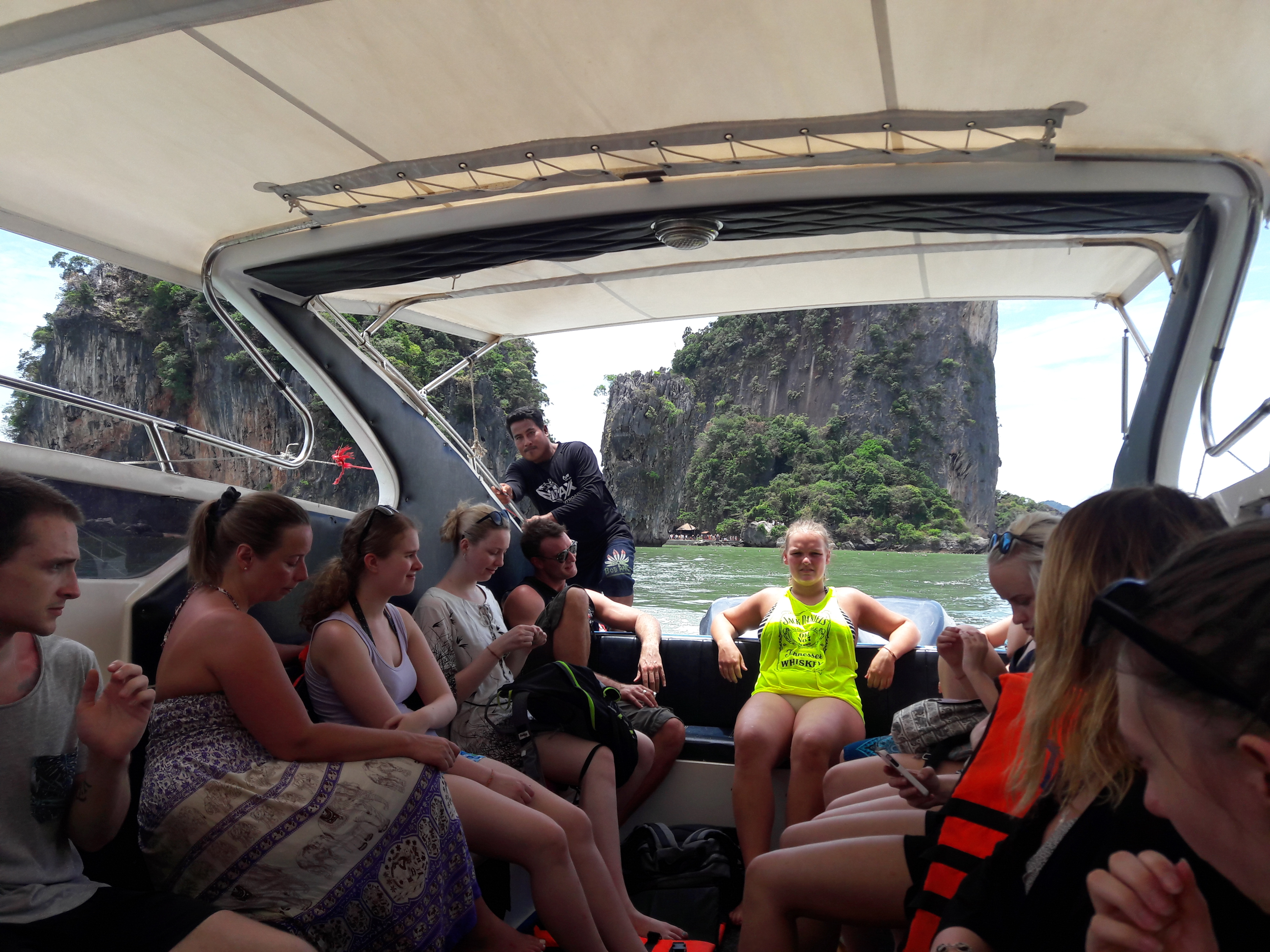 Phang Nga Bay By Private Speed Boat Tour