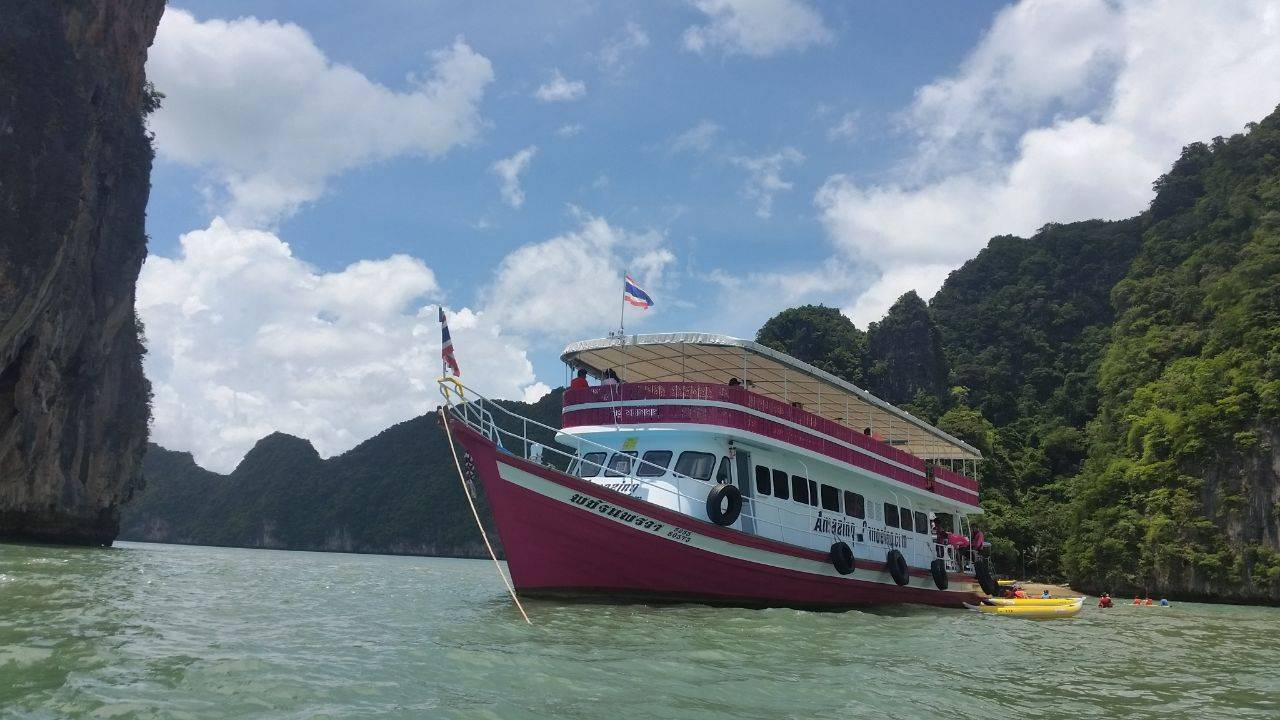 Phang Nga Bay by Big Boat