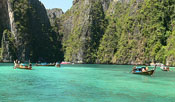 Krabi 4 islands tour by Express Boat Rate